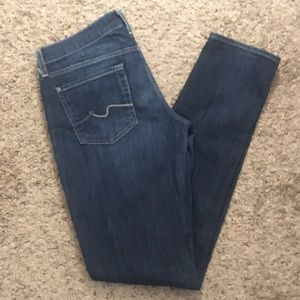 Seven for all mankind jeans.